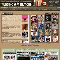 100 Cameltoe members area previews