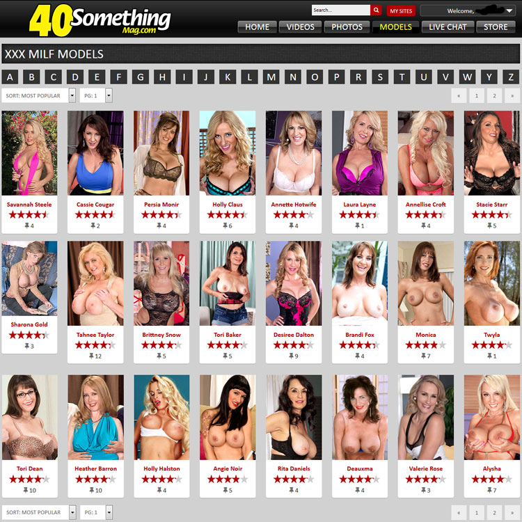 Visit 40 Something Mag