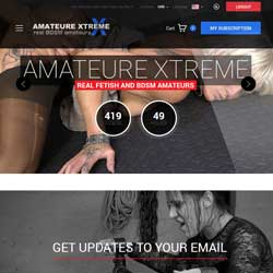 Amateure Xtreme members area previews