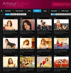 Read Amour Babes review