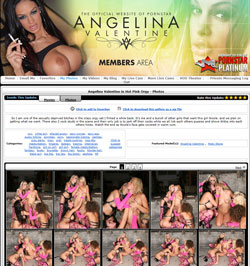 Angelina Valentine members area previews
