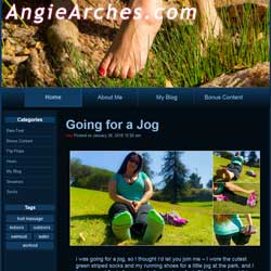 Read Angie Arches review