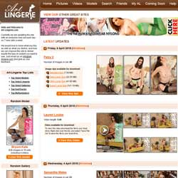 Read Art Lingerie review