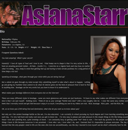Asiana Starr members area previews