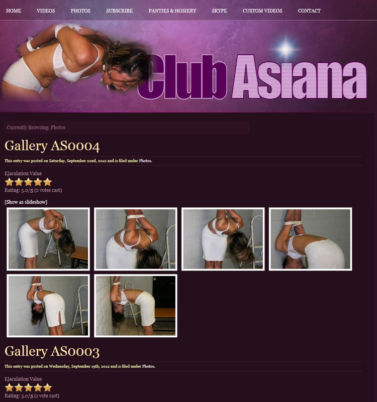 Join Asiana Starr now