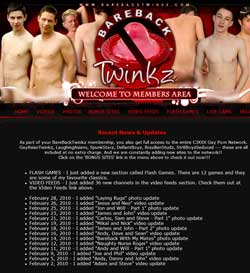 Read Bareback Twinkz review