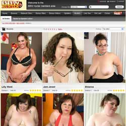 Read BBW Hunter review