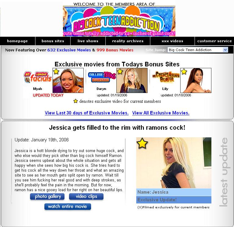 Visit Big Cock Teen 75