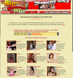 Read Big Sausage Pizza review
