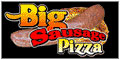 Big Sausage Pizza review