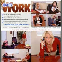 Read Big Tits At Work review