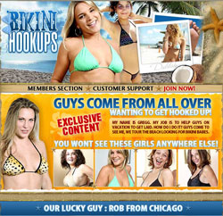 Read Bikini Hookups review