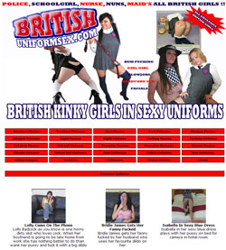 Read British Uniform Sex review