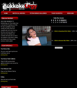 Read Bukkake Orgy review