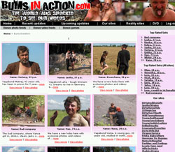 Read Bums in Action review