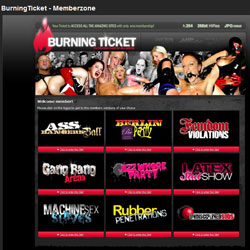 Read Burning Ticket review