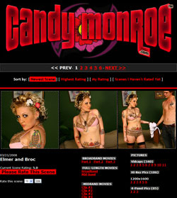 Read Candy Monroe review