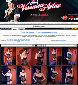 Read Club Veronica Avluv review