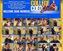 Read College Coed Sluts review