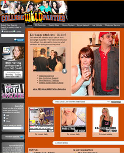 Read College Wild Parties review