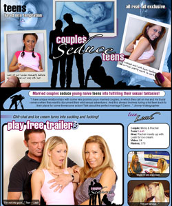 Read Couples Seduce Teens review