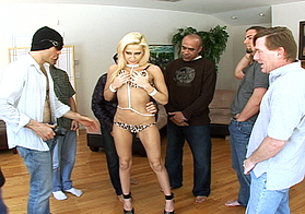 Cover My Face - Madison Ivy Gets Covered!