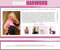 Read Dannii Harwood review