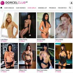 Dorcel Club members area previews