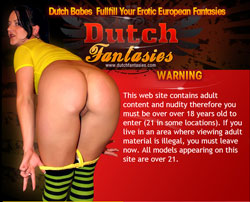 Dutch Fantasies members area previews