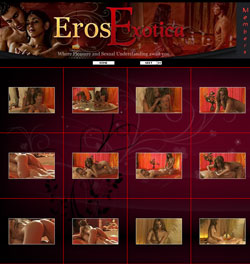 Eros Exotica members area previews