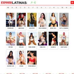 Read Exposed Latinas review