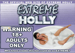 Extreme Holly members area previews