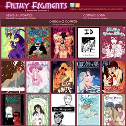 Filthy Figments review