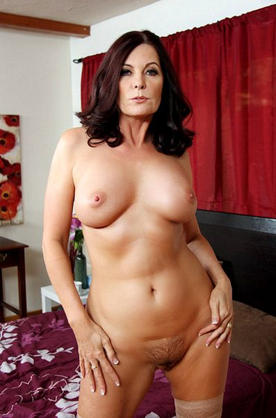 Nude plump mature women