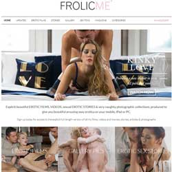 Read Frolic Me review