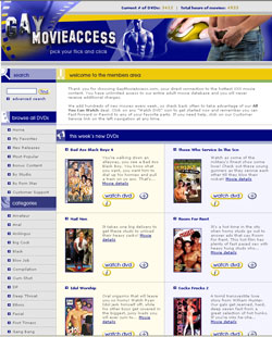 Read Gay Movie Access review