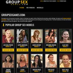Read Group Sex Games review