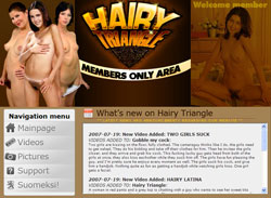 Read Hairy Triangle review