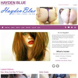 Read Hayden Blue review