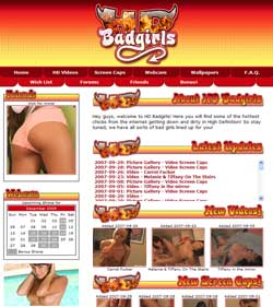 Read HD Bad Girls review