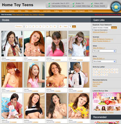 Read Home Toy Teens review