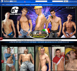 Read Italian Gay review