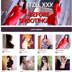 Read Itzel XXX review