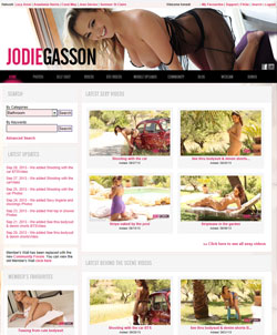 Jodie Gasson review