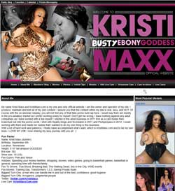 Read Kristi Maxx review