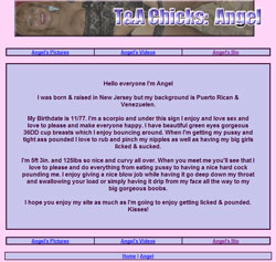 Read Latina Angel review