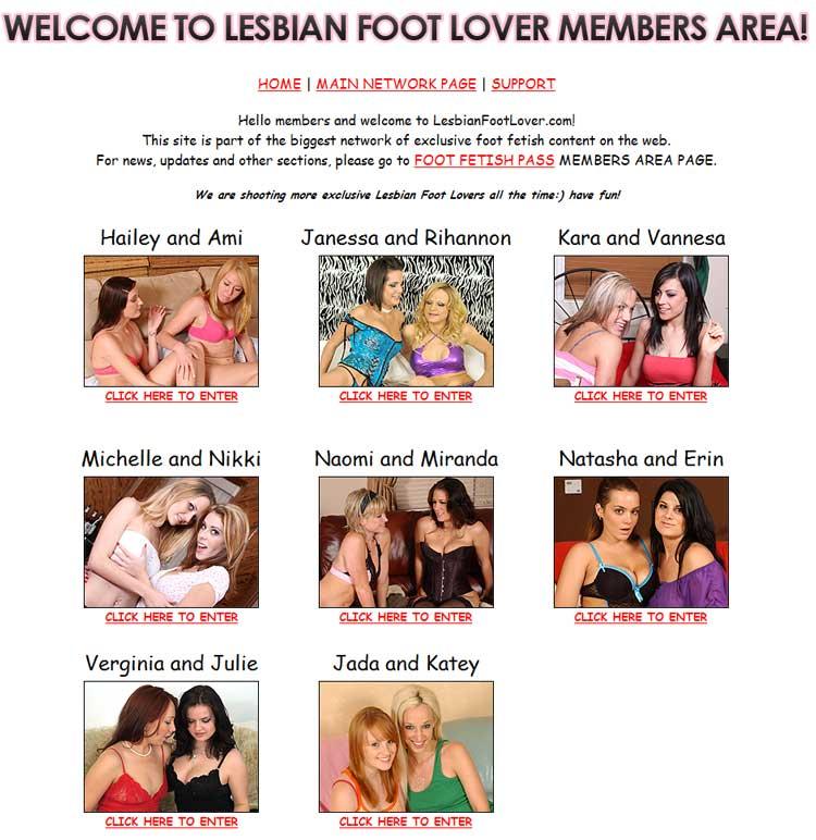 Lesbian Foot Lover 32