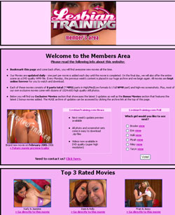 Read Lesbian Training review