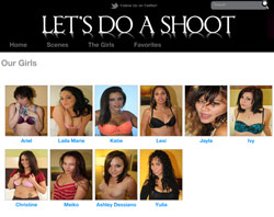 Read Lets Do A Shoot review