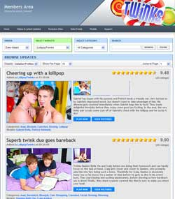 Read Lollipop Twinks review